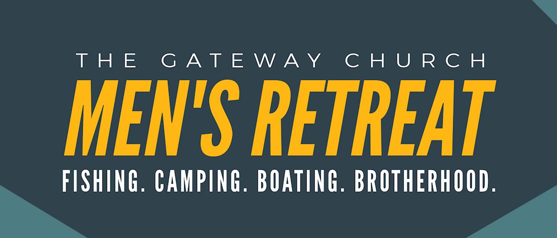 Men's Retreat Banner